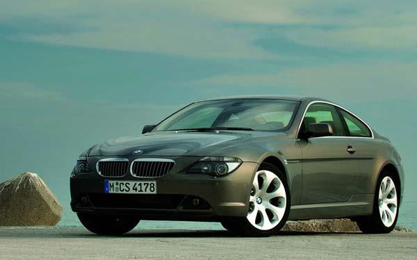 BMW 6-series Convertible 2006-2010