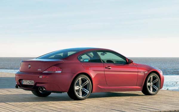 Фото BMW M6  (2005-2010)