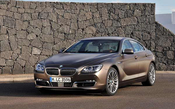 BMW 6-series Gran Coupe (2012...) Фото #101