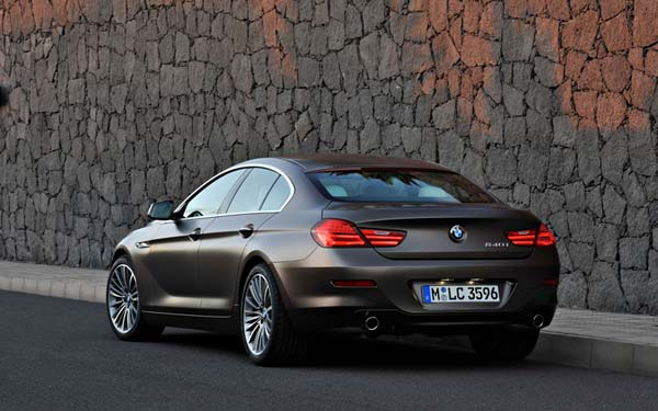 BMW 6-series Gran Coupe (2012...) Фото #102