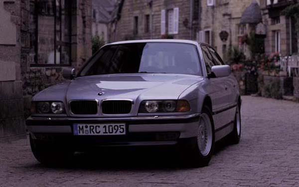 BMW 7-series 1996-2001