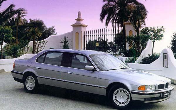BMW 7-series L 1996-2001