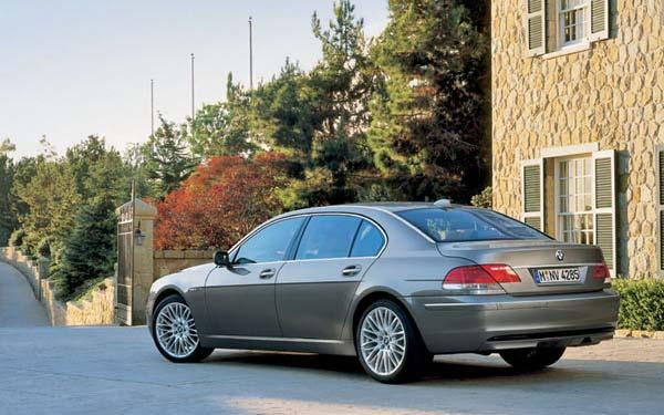 BMW 7-series 2005-2008