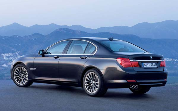 BMW 7-series 2008-2012
