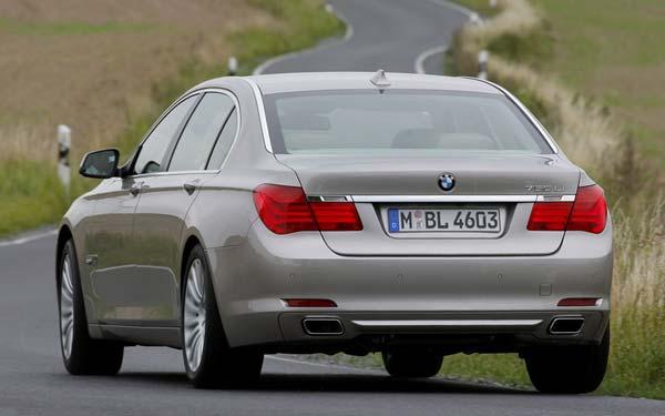 BMW 7-series L 2008-2012