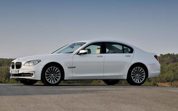 BMW 7-series 2012-2015