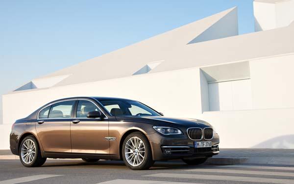 BMW 7-series L 2012-2015