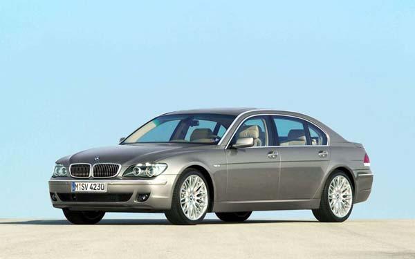 BMW 7-series L 2005-2008