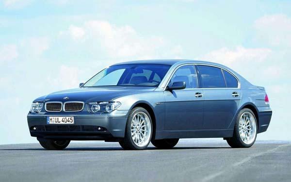 BMW 7-series L 2001-2004