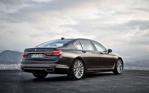 BMW 7-series L