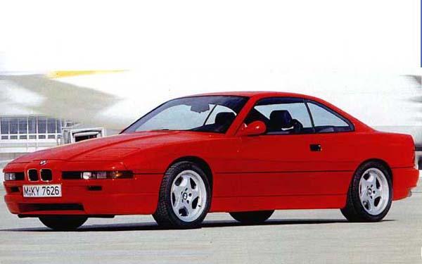 BMW 8-series 1996-1998