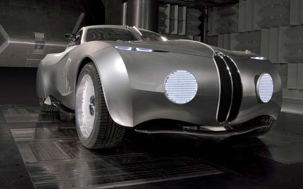 Фото BMW Mille Miglia Coupe Concept
