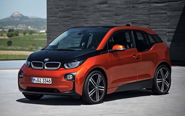 BMW i3 2013-2017