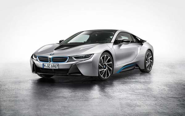 BMW i8 2014-2018