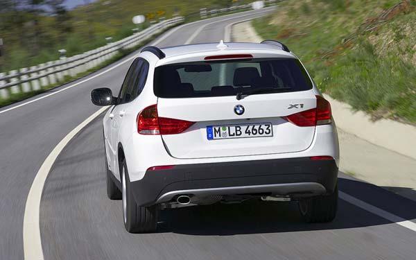 BMW X1 2009-2012