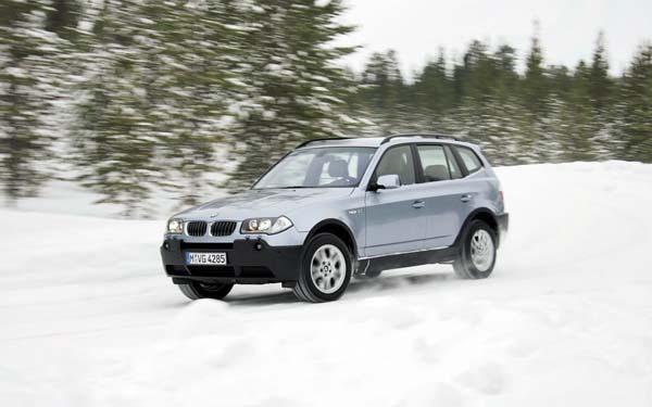 Фото BMW X3  (2003-2006)