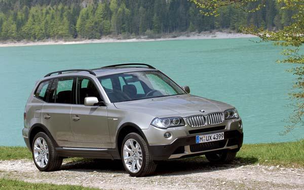 BMW X3 2007-2010