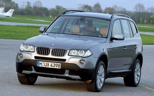 Фото BMW X3  (2007-2010)