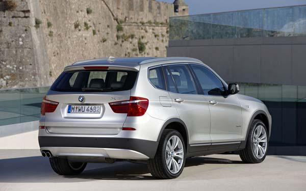 BMW X3 2010-2014