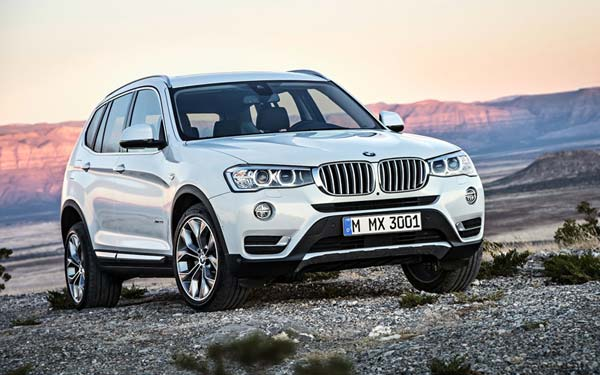 BMW X3 2014-2017