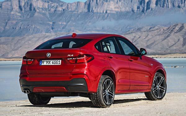 BMW X4 2014-2018