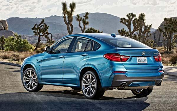 BMW X4 M40i 2015-2018