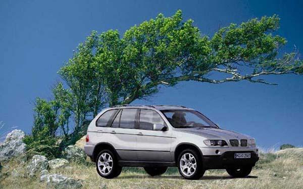BMW X5 1999-2003