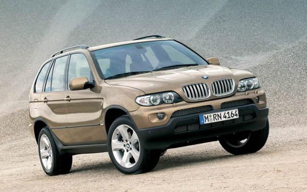 BMW X5 2004-2006