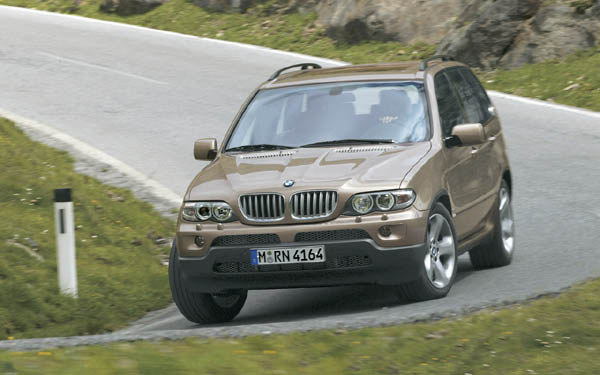 Фото BMW X5  (2004-2006)