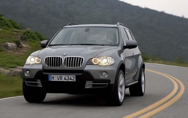 BMW X5 2007-2009