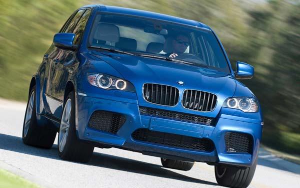 BMW X5 M 2009-2013
