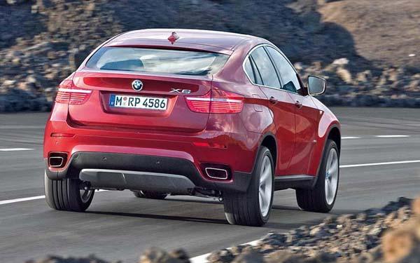 BMW X6 2008-2012