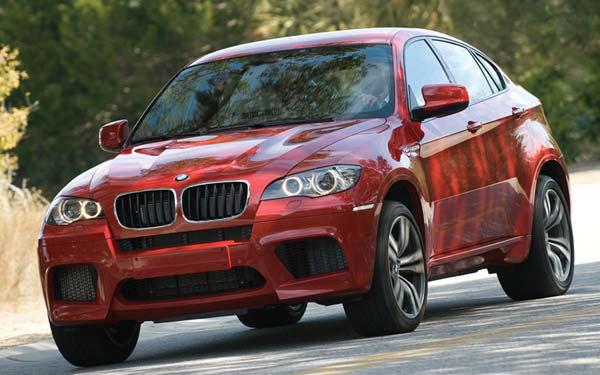 BMW X6 M 2009-2012