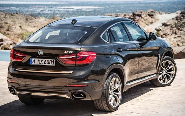 BMW X6 2014-2019
