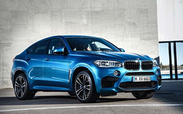 BMW X6 M 2015-2019