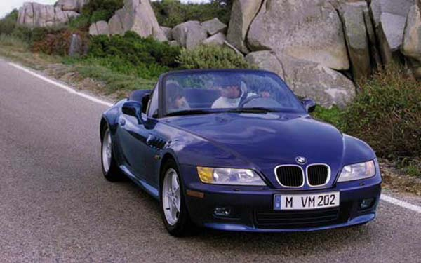BMW Z3 1995-2002