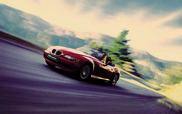 BMW M-Roadster 1997-2002