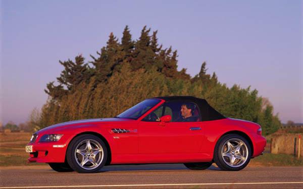 Фото BMW M-Roadster
