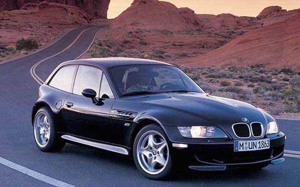 BMW M-Coupe (1997-2002) Фото #11