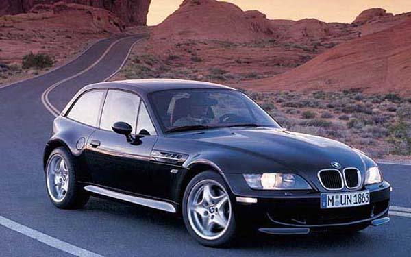 Фото BMW M-Coupe