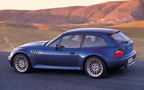 BMW Z3 Coupe 1997-2000