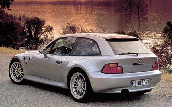 Фото BMW Z3 Coupe