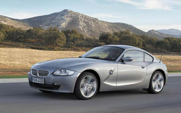 BMW Z4 Coupe 2006-2008
