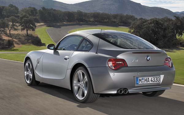 Фото BMW Z4 Coupe  (2006-2008)