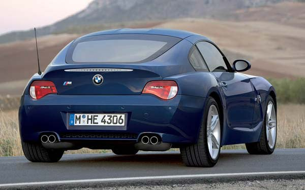 BMW Z4 M Coupe 2006-2008