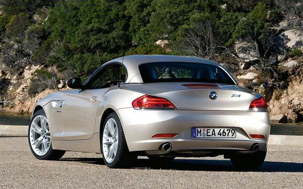 BMW Z4 2009-2012