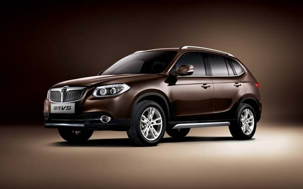 Brilliance V5 (2011...) Фото #1