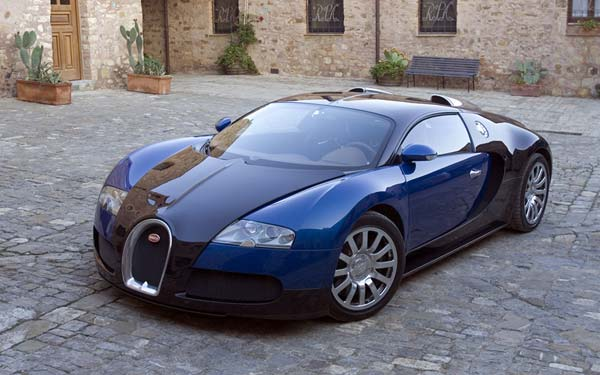 Bugatti Veyron 2005-2015