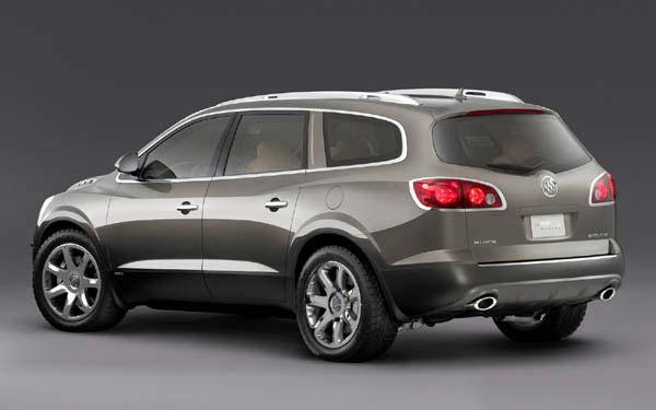 Buick Enclave 2007-2012