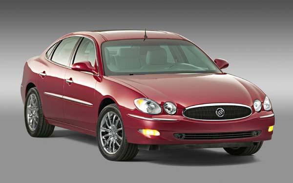Buick LaCrosse 2004-2006